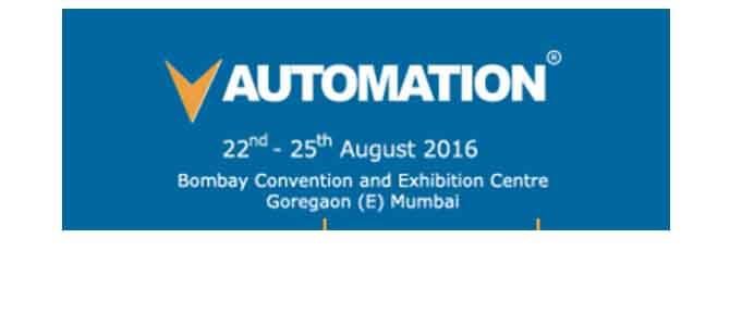Automation 2016 – India