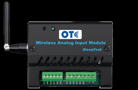Wireless Analog Input Module