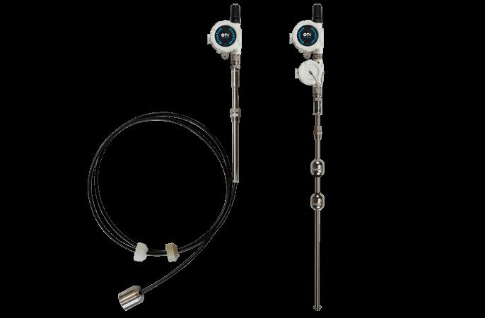 Wireless Liquid Level Sensor Transmitter