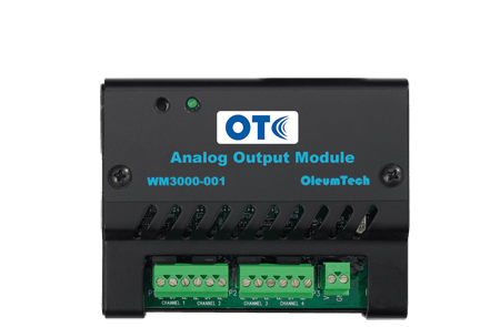 Analog Output Module (for DH1)