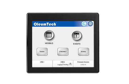 LCD Display for DH3