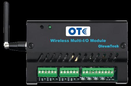 Wireless Multi-I/O Module